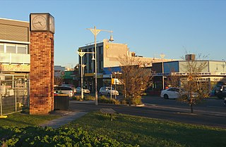 Noble Park, Victoria Suburb of Melbourne, Victoria, Australia