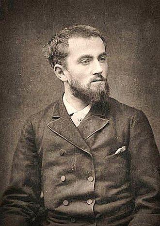 Norbert Goeneutte - Norbert Goeneutte (1881); from L'Album Artistique et Biographique du Salon