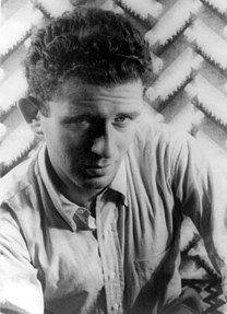 Norman Mailer photographed by Carl Van Vechten in 1948