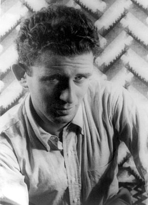 Norman Mailer - Norman Mailer photographed by Carl Van Vechten in 1948