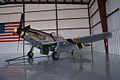 North American P-51D-25-NA Mustang Dixie Boy LSideFront Stallion51 11Aug2010 (14960890626).jpg