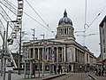 Nottingham Council House, Old Market Square - geograph.org.uk - 1264688.jpg