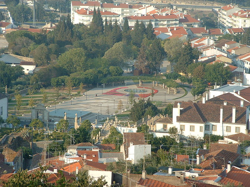 Cidades pequenas de Portugal