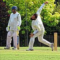 Nuthurst CC v. The Royal Challengers CC at Mannings Heath, West Sussex, England 12.jpg
