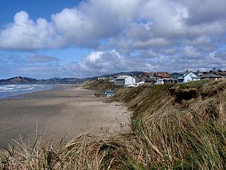 Nye Beach - Nye Beach, March 2010