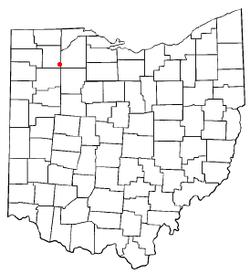 Deshler Ohio Map.Deshler Ohio Wikipedia