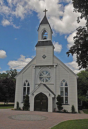 Our Lady of Mercy Chapel - Image: OUR LADY OF MERCY CHAPEL, WHIPPANY, MORRIS COUNTY