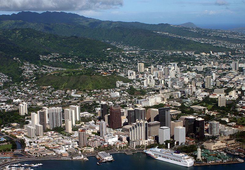 File:Oahu from the air 2004.jpg