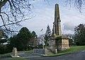 Oak Hill Park, Accrington, War Memorial - geograph.org.uk - 717530.jpg