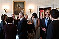 Obamas host inaugural ceremonies committee tea.jpg
