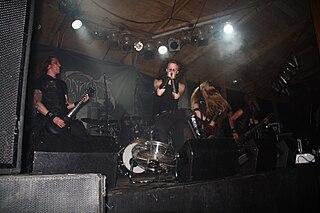 Zonaria Swedish metal band