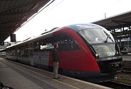 Oebb 5022 diesel train