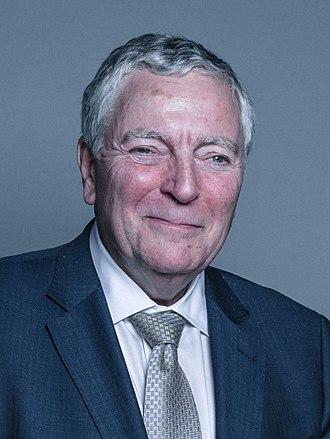 Timothy Clement-Jones, Baron Clement-Jones - Image: Official portrait of Lord Clement Jones crop 2