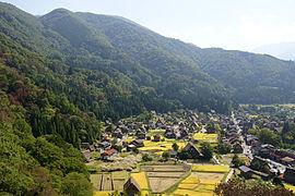 白川村 - Wikipedia