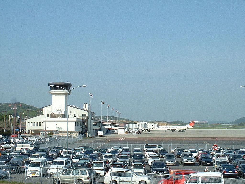 Okayama Airport 2