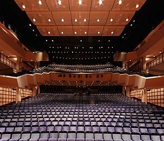 Trondheim Symphony Orchestra - Olavshallen, current home of the Trondheim Symphony Orchestra