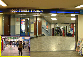 Image illustrative de l'article Old Street (métro de Londres)