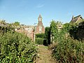 Old chapel at Teignmouth Old Cemetery, South Devon. Viewed from the ruin to the west.jpg