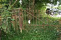 Old gate and post - geograph.org.uk - 1431161.jpg