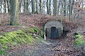 Old icecellar near house Warnsborn, nowaday a winter skelter for hunderds of bats - panoramio.jpg