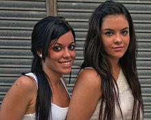 Argentinian Girls