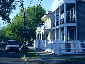 National Register of Historic Places listings in Orleans Parish, Louisiana