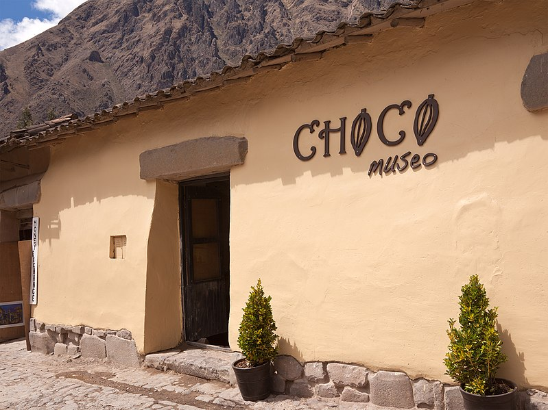 10 Amazing Chocolate Museums Around the World: ChocoMuseo, Peru