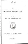 On church pedigrees.pdf