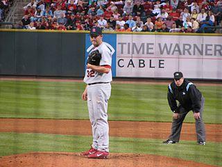 Josh Hancock American baseball player