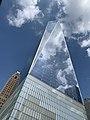 One World Trade Center on a summer day.jpg