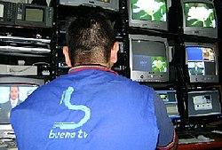 Buena Televisión Wikipedia La Enciclopedia Libre