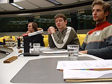 Opponents of software patents meet with the European Commission.jpg
