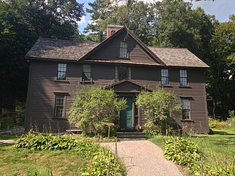 Orchard House - Orchard House, summer 2013