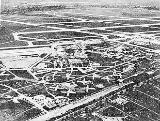 Orly Air Base - Orly Air Base - 1955
