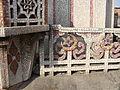 Ornamentation on the minarets of the Chawkbazar Shahi Mosque.jpg
