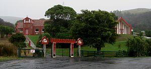 Te Tai Tonga - Otakou marae, near Dunedin