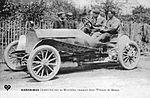 Otto Hieronimus on a Mercedes - 1905 Gordon Bennett Cup.jpg