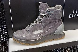 ECCO - Ecco leather boot