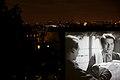 Outdoor cinema 1, Montmartre, Paris August 2012.jpg