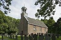 Overzicht van de zuidgevel en westgevel - Sint Nicolaasga - 20425515 - RCE.jpg