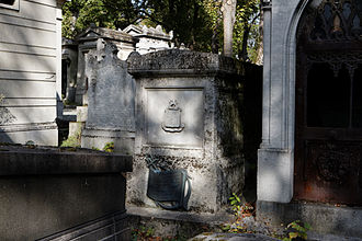 John Pascoe Grenfell - Père-Lachaise Cemetery