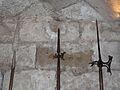 Périgueux Mataguerre salle de gardes armes (4).JPG