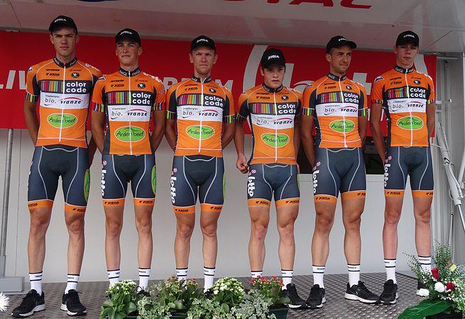 Péronnes-lez-Antoing (Antoing) - Tour de Wallonie, étape 2, 27 juillet 2014, départ (C018).JPG