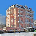Pörtschach Annastraße 43 Hotel Astoria SO-Ansicht 27112010 2569.jpg