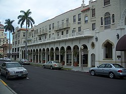 Palm Beach Hotel U S National Register Of Historic Places Pb Fl Hotel01 Jpg