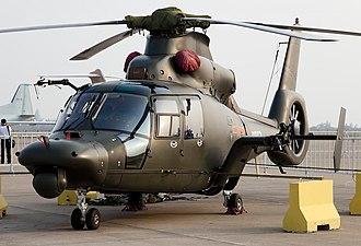 Harbin Z-9 - Harbin Z-9WA