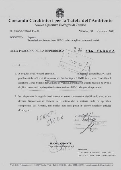 File:PM10 Tribunale Verona 795-11 ignoti PM SACHAR archiviato 4-5-2011.pdf