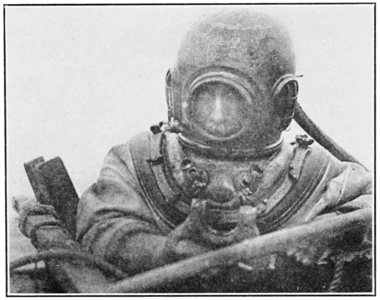 File:PSM V82 D539 In diving suit ready for the descent.png