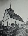 Padberg, die alte Kirche Aufnahme von 1913.JPG