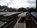 Paddington Station from Bishop's Bridge - geograph.org.uk - 1882217.jpg